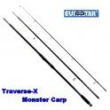 Eurostar Traverse-X Monster Carp pontyozó bot-3 részes