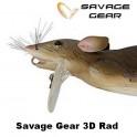 Savage Gear 3D Rad patkány utánzat