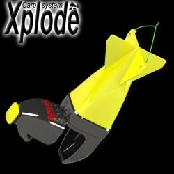 XPLODE Carp System etetõ rakéta