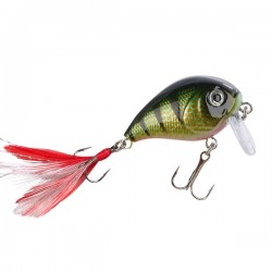 Balzer Jim Shallow wobbler-4.5cm