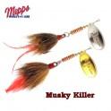 Mepps Musky Killer-körforgó villantó