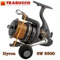 Trabucco Hyron Cast SW-Surf-távdobó orsó