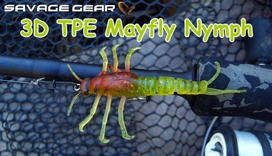 Savage Gear Mayfly Nymph